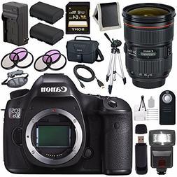 Canon EOS 5DS-R 5DSR DSLR Camera + EF 24-70mm f/2.8L II USM