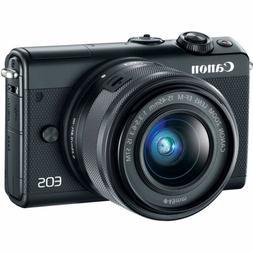 Canon EOS M100 Mirrorless Digital Camera w/ 15-45mm Lens  22