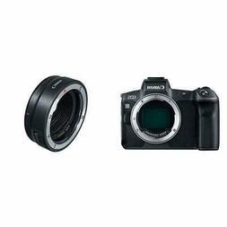 Canon EOS R Mirrorless Digital Camera w/Mount Adapter EF-EOS