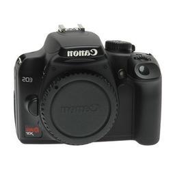 Canon EOS Rebel XS 10.1-Megapixel Digital SLR Camera - Black