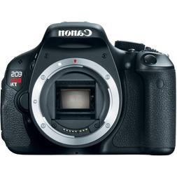 Canon EOS REBEL T3i Black Digital SLR Camera