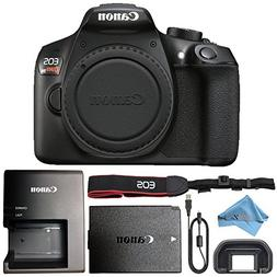 Canon EOS Rebel T6 18MP Digital SLR Camera Retail Packaging