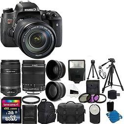 Canon EOS Rebel T6s 24.2MP Digital SLR Camera USA warranty w