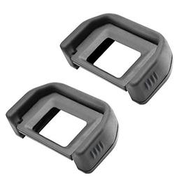 FOTYRIG Camera Eyecup Eyepiece for Canon EF Replacement View