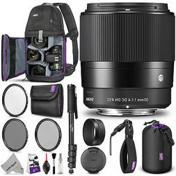 Sigma 30mm f/1.4 Contemporary DC DN Lens