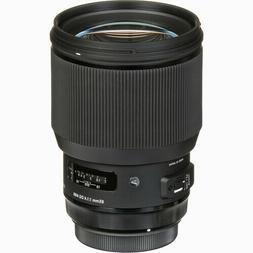 Sigma 85mm f/1.4 DG HSM Art Lens for Nikon mount