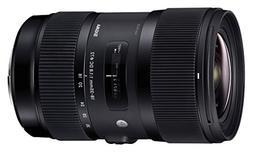 Sigma 18-35mm F/1.8 DC HSM Lens for Canon APS-C DSLR Cameras