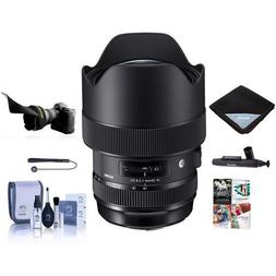 Sigma 14-24mm f/2.8 DG HSM ART Wide-Angle Zoom Lens, for DSL