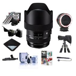 Sigma 14-24mm f/2.8 DG HSM ART Wide-Angle Zoom Lens for Niko