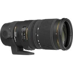 Sigma 70-200mm f/2.8 EX DG OS HSM Lens for Canon