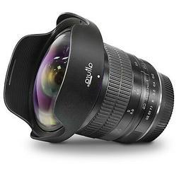 Altura Photo 8MM f/3.0 Fisheye Lens for Nikon F Ultra Wide A