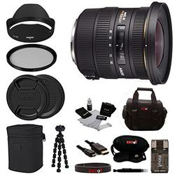 Sigma 10-20mm f/3.5 EX-DC HSM Autofocus Zoom Lens For Canon