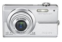 Olympus FE370 8MP Digital Camera with 5x Optical Dual Image
