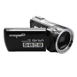 Digital Video Camera Heegomn FHD 1080P Camera Camcorders 2.7