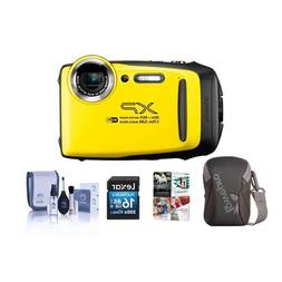 Fujifilm FinePix XP130 16.4MP Digital Camera, 5x Optical Zoo