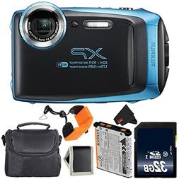 Fujifilm FinePix XP130 Waterproof Digital Camera 2018 Versio