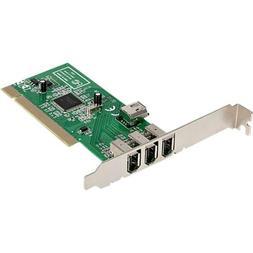 3port Firewire Pci Card For Pc Mac