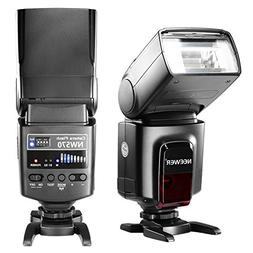 Neewer Flash Speedlite with 433MHz Wireless System and 16 Ch