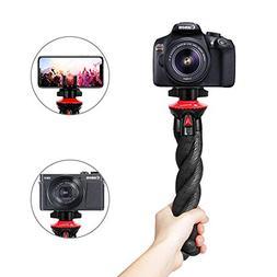 Camera Tripod, Fotopro Flexible Tripod, Tripods for Phone wi