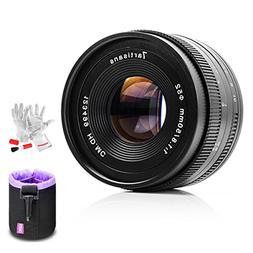 7artisans 50mm F1.8 Prime Portrait Lens for Olympus Panasoni