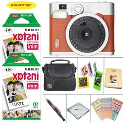 Fujifilm instax mini 90 Instant Film Camera + Fujifilm insta