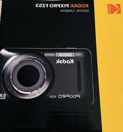 Kodak Fz53-bl Point and Shoot Digital Camera With 2.7 LCD Bl