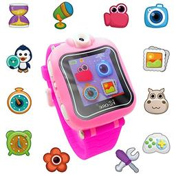 iCore Game Watch, Kids Smartwatch, Electronic Watch with Vid