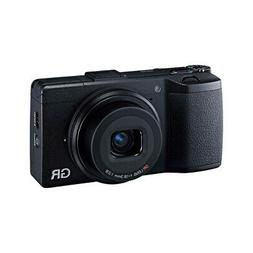 Ricoh GR II Digital Camera with 3-Inch LCD
