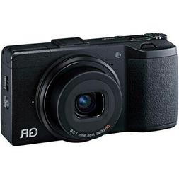 Ricoh GR II Digital Camera with 3-Inch LCD