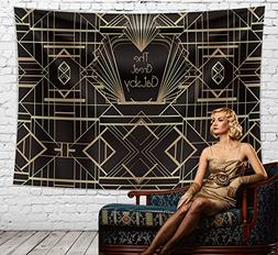 Allenjoy 8x6ft  Great Gatsby Style Party Decor Background Ad