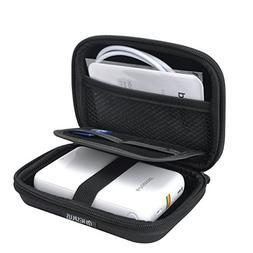 HESPLUS Hard EVA Carrying Case Travel Bag for Polaroid ZIP M