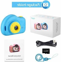 hyleton Digital Camera for Kids, 1080P FHD Kids Cameras Chil