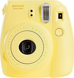 Fujifilm Instax P10GLB3080A Mini 8 Yellow + Strap and Batter