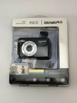 Polaroid IS624 Black 16 MP 6x Optical Zoom Digital Camera