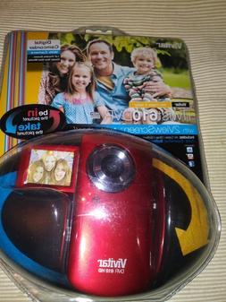 Vivitar iTwist 610 DVR digital camcorder