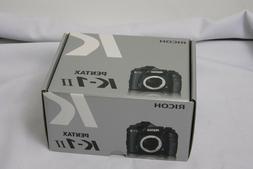 PENTAX K-1 Mark II 36.4 MP Digital Camera - Black