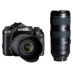 Pentax K-1 Mark II DSLR Camera + 28-105mm Lens + PENTAX-D FA
