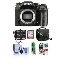 Pentax K-1 Mark II DSLR Camera Body With Free PC Accessory B
