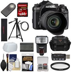 Pentax K-1 Mark II Full Frame Wi-Fi Digital SLR Camera & FA