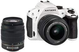 Pentax K-30 Weather-Sealed 16MP CMOS Digital SLR Dual Lens K