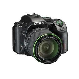 Pentax K-70 Weather-Sealed DSLR Camera with 18-135mm Lens