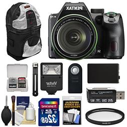 Pentax K-70 All Weather Wi-Fi Digital SLR Camera & 18-135mm