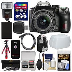 Pentax K-70 All Weather Wi-Fi Digital SLR Camera & 18-55mm A