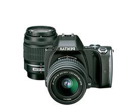 Pentax K-S1 SLR Lens Kit with DA L 18-55 mm and DA L 50-200