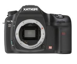 Pentax K10D 10.2 Megapixel Digital SLR Camera Body Only - 2.