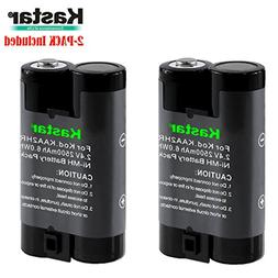 Kastar KAA2HR Battery  for Kodak KAA2HR KAARDC K3ARDC and Ko