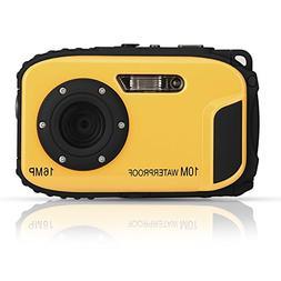 GordVE KG003 2.7 Inch LCD Cameras 16MP Digital Camera Underw