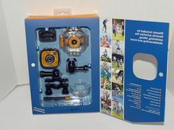 VTech Kidizoom Action Cam - Yellow,Black DISTRESSED PACKAGIN