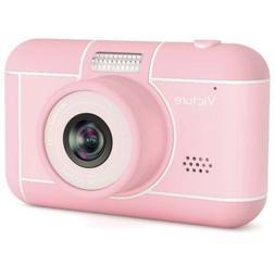 Victure Kids Camera 18MP 1080p FHD Video Digital Selfie Rech