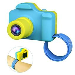Kids Childrens Digital Video Camera, Point and Shoot Digital